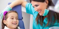 Dental Office Visit - Brushing